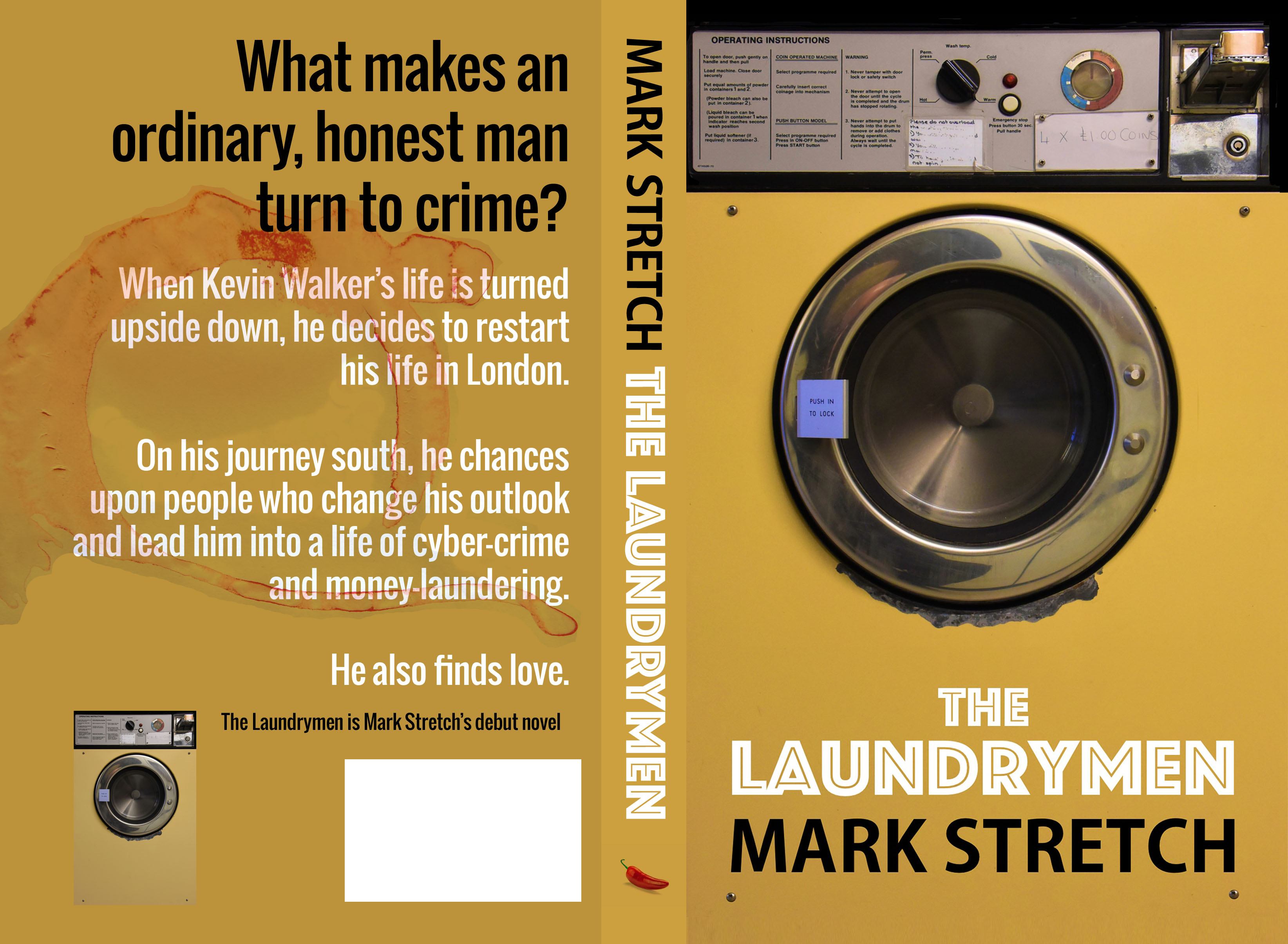 The Laundrymen – Print Version Now Available